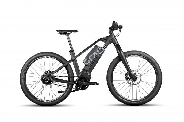GRACE MX II Urban EQ 25 Km/H schwarz